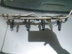 Топливная рейка в сборе с форсунками ВАЗ 2112 16кл