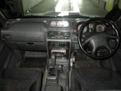 Тросик переключения автомата. Mitsubishi Pajero, V55W Mitsubishi Pajero Evolution, V55W 6G74