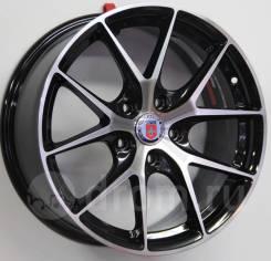 Новые диски R18 5/114,3 HRE