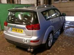 Дверь багажника в сборе Peugeot 4007