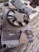 Радиатор охлаждения двигателя. Лада 2105, 2105 Лада 2101, 2101