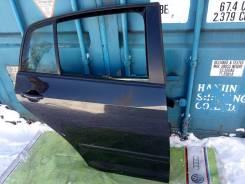 Дверь задняя правая Volkswagen Golf Plus (05-09г) голое железо