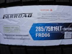 Farroad FRD86. Грязь AT, 2019 год, без износа, 4 шт
