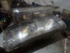 Фара. Mitsubishi Galant, E33A Двигатель 4G63