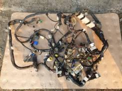 Проводка под торпедо Subaru Forester SF5 EJ205