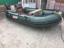 Продам кильевую лодку