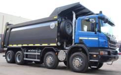 Scania P440CB8X4HZ, 2019