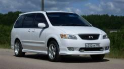 Порог кузовной Mazda MPV