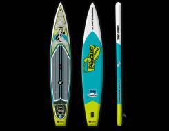 Надувная доска для sup-бординга Stormline Powermax PRO 14 спортивная