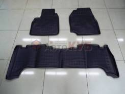 Коврики в салон Toyota Land Cruiser 100, Lexus LX470