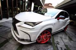 Обвес аэродинамический тюнинг Artisan на Lexus NX200 / NX200t / NX300h