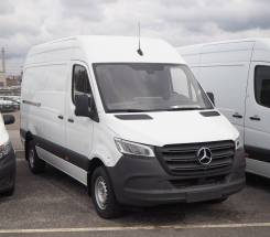 Mercedes-Benz Sprinter VS30 Van, 2018