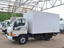 Hyundai HD35 City. HD-35City фургон сэндвич панели 80 мм (3.5*2.2*2.015), ЦТТМ, 990 кг., 4x2