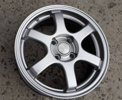 Новые литые диски SKAD Киото на Kia Rio, Hyundai Solaris R15