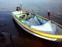 Продам японскую лодку фиш 12