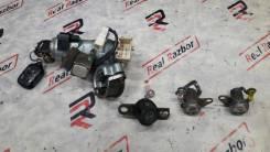Комплект замка зажигания Toyota Corolla Spacio AE11# /RealRazborNHD/. Toyota Corolla Spacio, AE111, AE115, AE111N, AE115N 4AFE, 7AFE