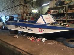 Комплект Казанка 5 мотор Ниссан Марин 50 + прицеп 7 метров