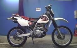 Honda XR 250, 2002