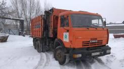 КамАЗ 53215. Мусоровоз МКМ 45 на шасси Камаз 53215, 10 850куб. см.
