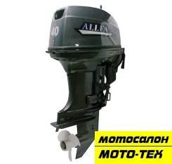 Лодочный мотор Allfa T40 BWS RPT (2-такт. )