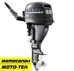 Лодочный мотор Allfa F9.9S (4-такт. )