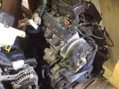 Двигатель в сборе. Honda Civic Ferio, ES1 Honda Civic, EU1 D15B