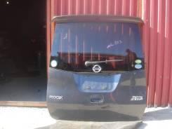 Дверь 5-я Nissan Roox ML21S темно-серая