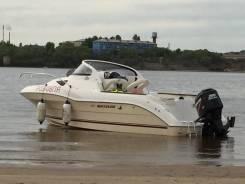 Каютный катер Quick Silver 620 Cruiser