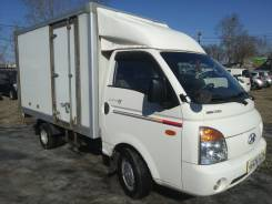 Hyundai Porter. Продается грузовик 2010г, 2 500куб. см., 1 000кг., 6x2