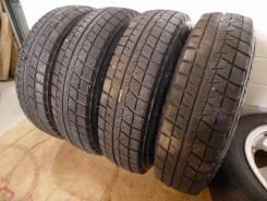 Bridgestone Blizzak Revo GZ. зимние, без шипов, 2014 год, б/у, износ 30%