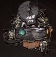 Двигатель в сборе. Mitsubishi Libero, CB2V, CD2V 4G15