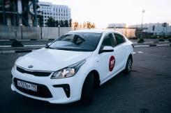Аренда авто для работы в такси Hyundai Solaris в Белгороде