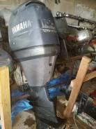 Лодочный мотор Yamaha F100 AETX.