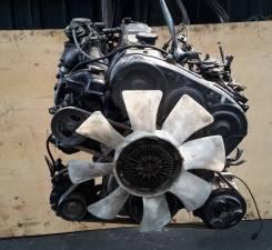 Двигатель в сборе. Mitsubishi Pajero, L042G, L044G, L044GV, L049G, L049GV, L049GW, L141G, L141GW, L144G, L144GW, L144GWG, L146G, L146GW, L146GWG, L149...