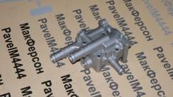 Алюминиевый Корпус термостата Opel Z1#XER / Chevrolet F1#D4