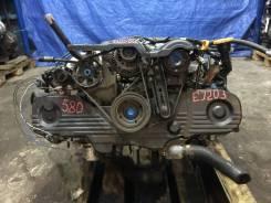 Двигатель в сборе. Subaru: Forester, Legacy, Outback, Impreza, Exiga, Legacy B4 EJ202, EJ203, EJ253, EJ252, EJ255, EJ152