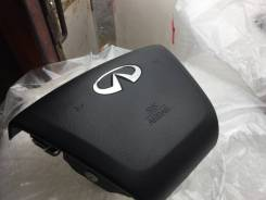 Подушка безопасности водителя. Infiniti QX80, Z62
