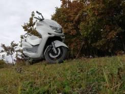 Yamaha Majesty 250. 250куб. см., исправен, птс, без пробега