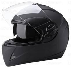 Мото шлем с очками мотоциклетный мотошлем
