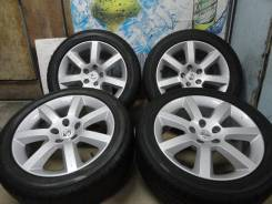 """Продам Редкие Фирменные колёса Nissan Fairlady Z+Лето 225/235/50R17. 7.5/8.0x17"""" 5x114.30 ET30/33"""
