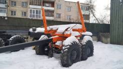 Прицеп роспуск Урал