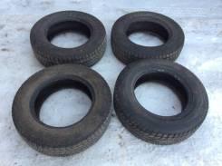 Bridgestone Blizzak DM-V1. всесезонные, б/у, износ 10%
