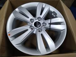 ДИСК Колесный Литой Sportage QL 7,0JХ17 Hyundai/KIA 52910F1200PAC