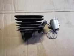 Цилиндр двигателя + поршень Honda DIO AF18 / AF27 /AF28