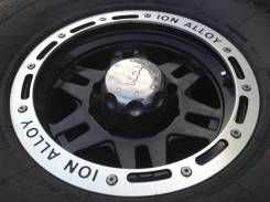 """Ion Alloy. 8.0x16"""", 8x165.10, ET5"""