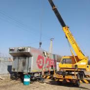 Кран 25 тонн, кран 5 т, вышка 22 м