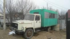 ГАЗ 3307. ( без будки )