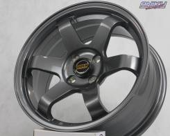 NEW! Комплект дисков Volk Racing TE37 SL R16 7j ET+35 4*100 (D144)