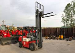 HZM. CPCD35 2018 г. в. вилочный погрузчик 3,5 тонны дизиель, 3 500кг., Дизельный