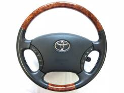 Руль. Toyota: Alphard Hybrid, Camry, Estima Hybrid, Land Cruiser Prado, Highlander, 4Runner, Hilux, Estima, Avensis Verso, Alphard, GX470, Hilux / 4Ru...
